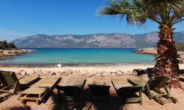 Where is Sedir island Turkey?  How to get to from Marmaris?